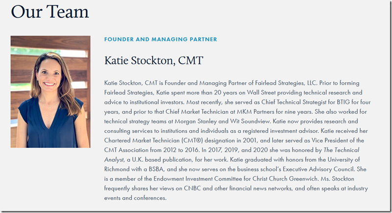 Katie Stocktcon - Fairlead Strategies